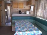 52 foot Houseboat Interior