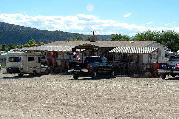 Marina Services On Flaming Gorge Reservoir