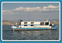 50' Boatel Houseboat